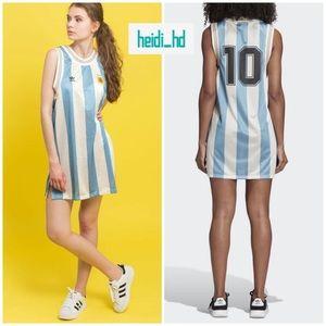 Adidas Originlas Argentina Tank Dress